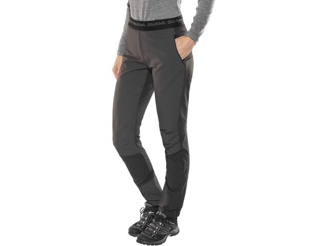 SALEWA Agner Light Durastretch Engineer Pantalon Femme, black out